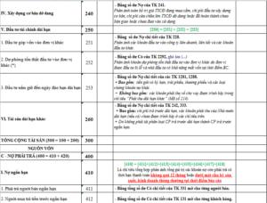 M%E1%BA%ABu B01b DNN 4 300x228 Cách lập báo cáo tài chính theo mẫu B01b DNN TT 133