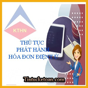 thong bao phat hanh hoa don dien tu