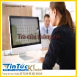 Hướng dẫn tra cứu tờ khai thông quan, nợ thuế, ngày giờ thông quan