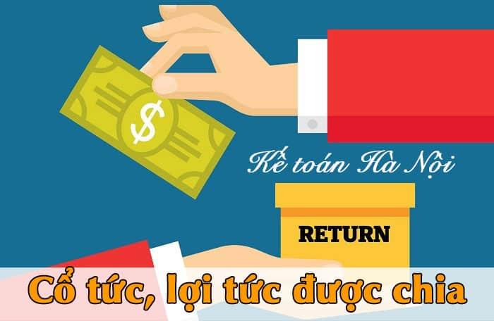 Chia lợi nhuận sau thuế có phải tính thuế TNCN không?